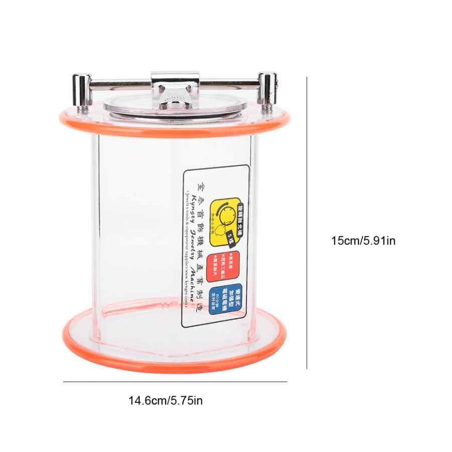 ST-2000 прокатки барабан ротационная полировальная насадка ведро ювелирные изделия барабан полировальная машина ювелирные изделия инструменты для ювелирных изделий время полировки инструмент