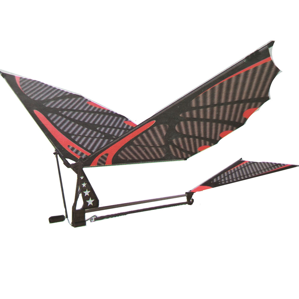 18Inches Eagle Carbon Fiber Birds Assembly Flapping Wing Flight DIY Model Aircraft Plane Toy