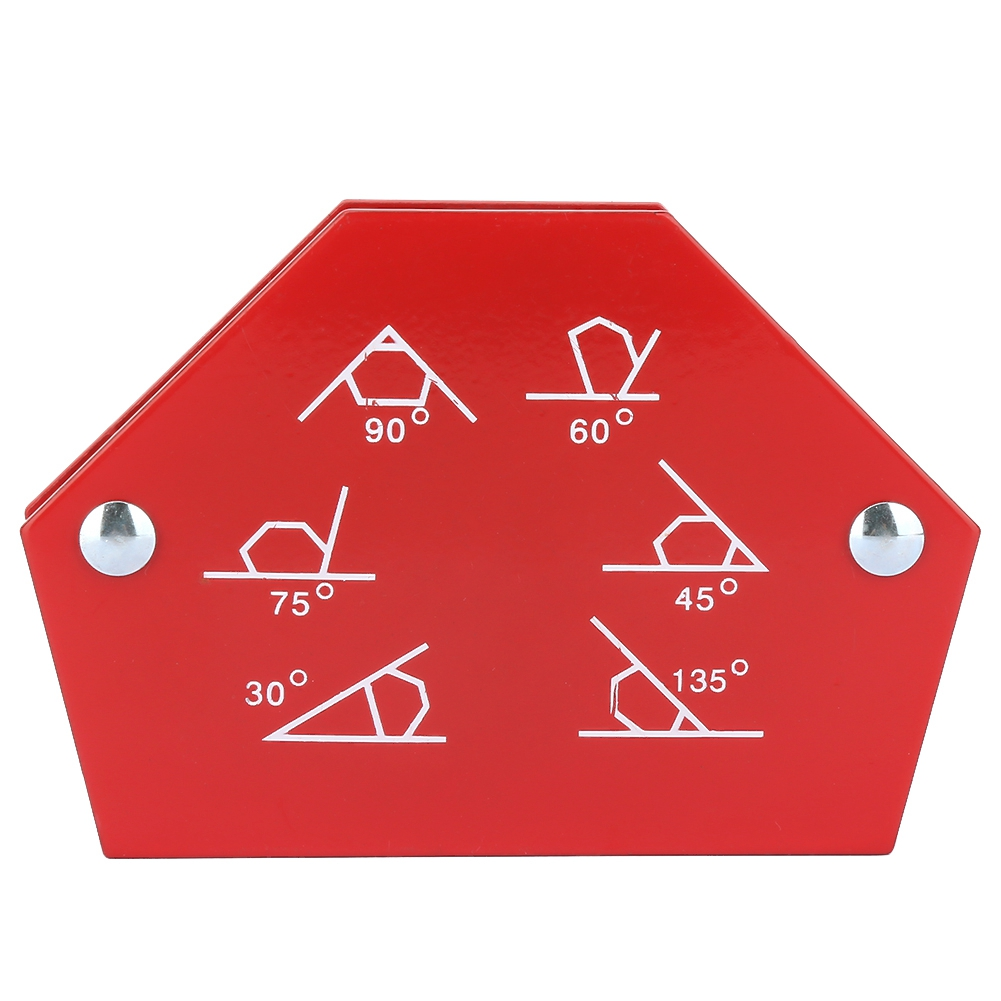 tools 1Pcs Multi-angle Six Sides Welding Magnet Holder Arrows Magnetic Welder Fixing Tool Embossing tools (25/50/75LBS)