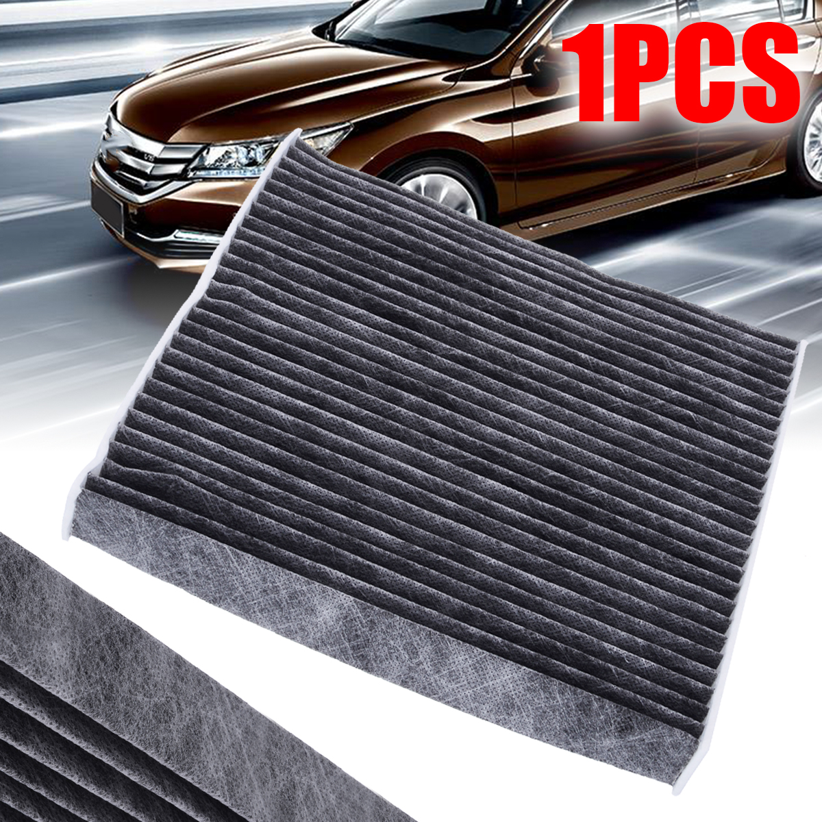 New Arrival 1pc Non-woven Cabin Fiber Air Filter For Honda Accord Civic CRV Odyssey Pilot 80292-TZ5-A41New Arrival 1pc Non-woven Cabin Fiber Air Filter For Honda Accord Civic CRV Odyssey Pilot 80292-TZ5-A41