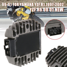 1pc Regulator Voltage Rectifier High Quality Accessories For Yamaha FZR600 V-STAR XVS400 DS400 YZF FZ6 kenwood ds400