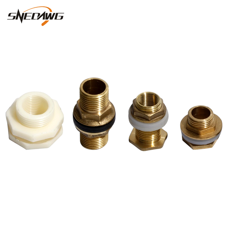 Water Tank <font><b>Pipe</b></font> Fitting <font><b>32mm</b></font> Female Male Thread Exchange Brass <font><b>Pipe</b></font> Joint 1'' Fish Tank <font><b>Pipe</b></font> Fitting Water Connector image