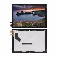 For Microsoft Surface Pro 4 1724 LCD Display Screen Digitizer Touch Panel Glass Assembly Replacement