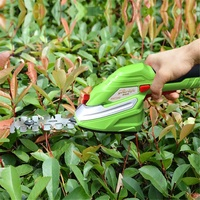 Portable Electric Lawn Mower Cordless Grass Shear Rechargeable Trimmer Pruning Tools Shear Garden Power Tools Pruner Machine