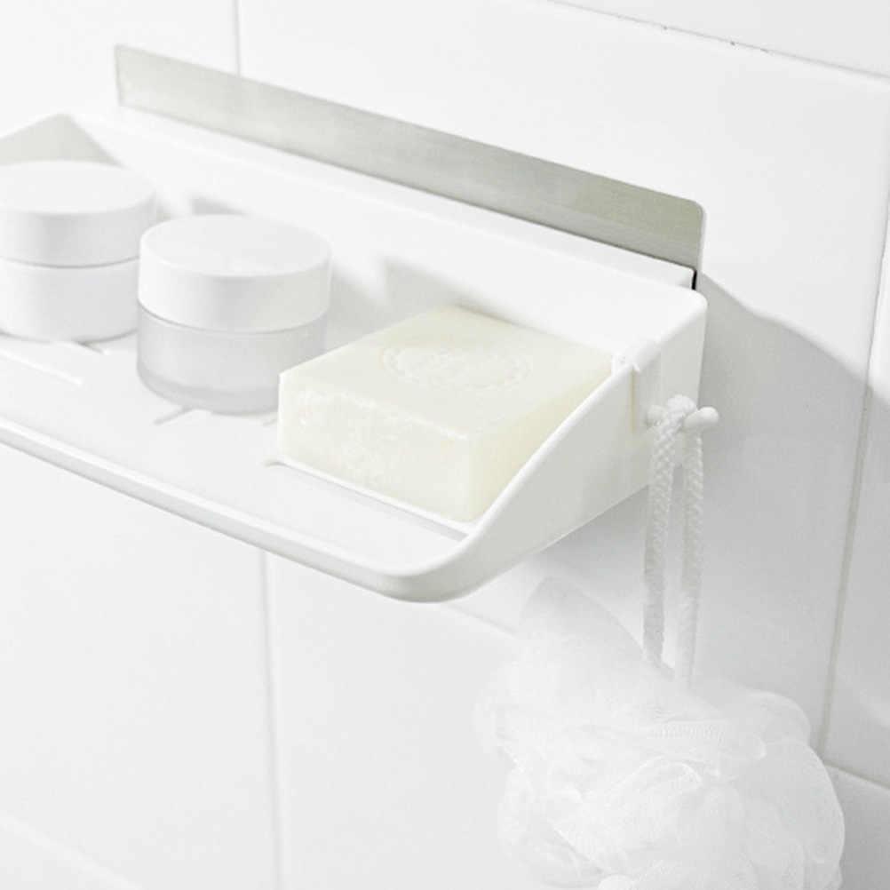 1 pz a Parete Creativo Multi-funzionale Senza Soluzione di Continuità di Stoccaggio Cucina Mensola Della Cucina Scaffale Doccia Scaffale per il Lavaggio Stanza Da Bagno cucina