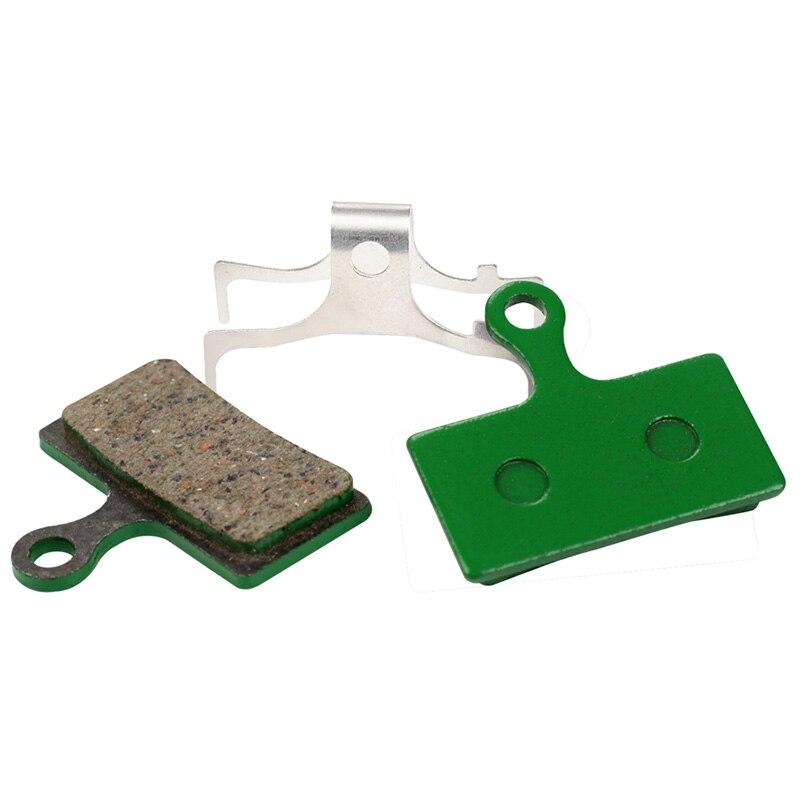 2 Pair Bicycle Disc Brake Pad for Shimano XT M985 M987 M988 M785 Deore M615 M666