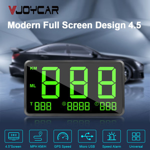 Car GPS Speedometer Big Fonts