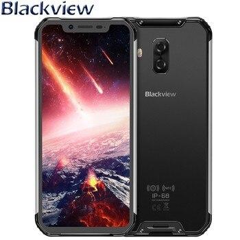 Перейти на Алиэкспресс и купить Blackview BV9600 Pro смартфон с 5,5-дюймовым дисплеем, процессором Helio P60, ОЗУ 6 ГБ, ПЗУ 6,21 ГБ, 8,1 мАч, Android 128