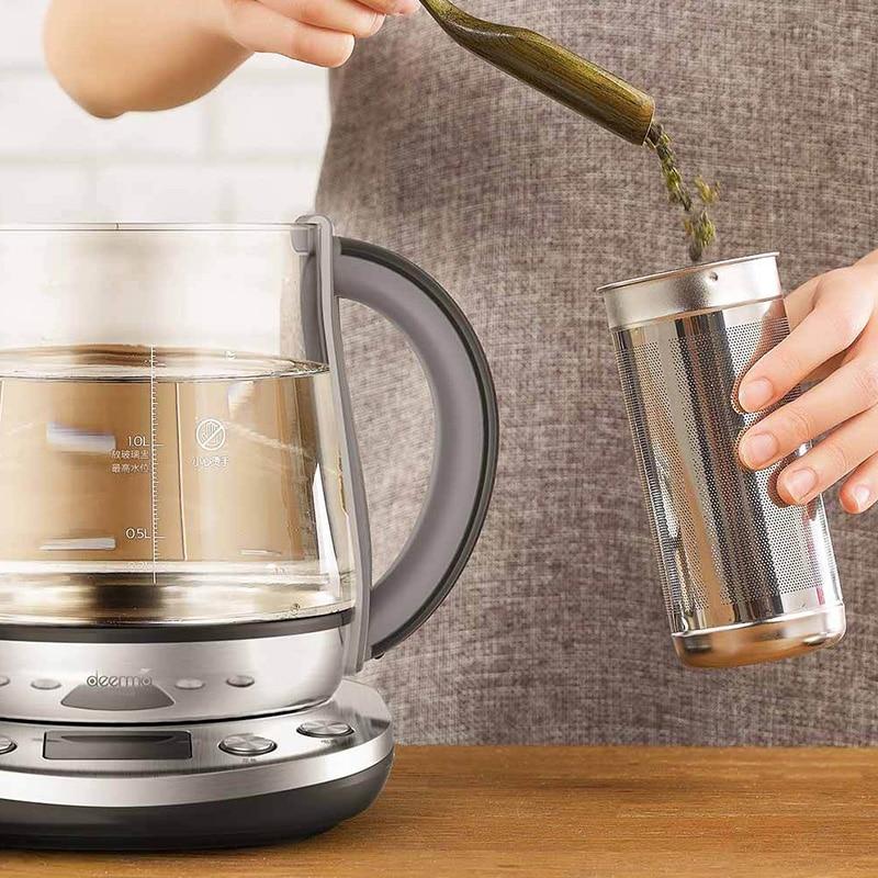 Deerma DEM YS802 Waterkoker Kookgerei Multifunctionele Rvs Elektrische Gezondheid Pot Ketel Van Youpin - 5