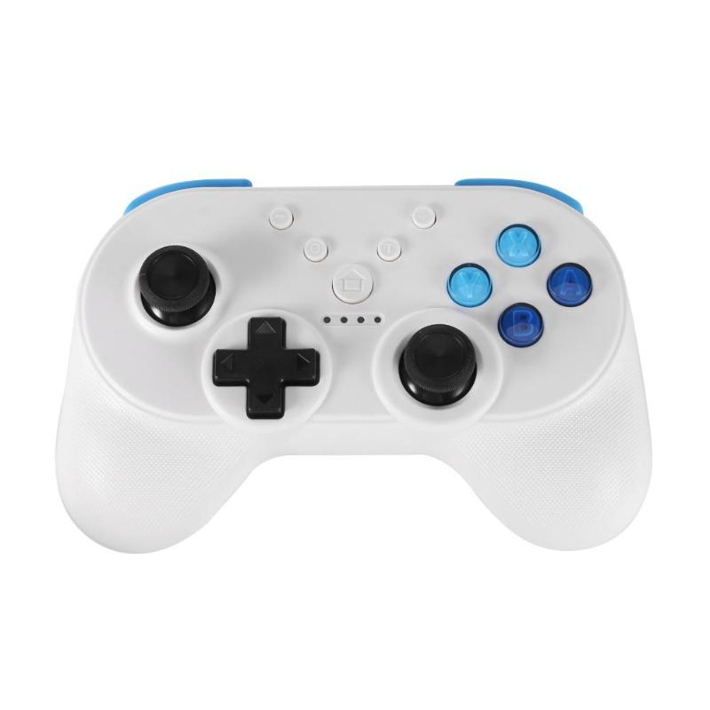 Mini Wireless Bluetooth Vibration Gamepad Game Controller for Nintend Switch NS Game Console w/NFC Function