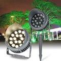 8 шт. Светодиодная лампа для газона Водонепроницаемая наружная IP65 3 Вт 5 Вт 6 Вт 9 Вт 12 Вт 15 Вт 18 Вт 12 В переменного тока 85-265 в Спайк для украшения...