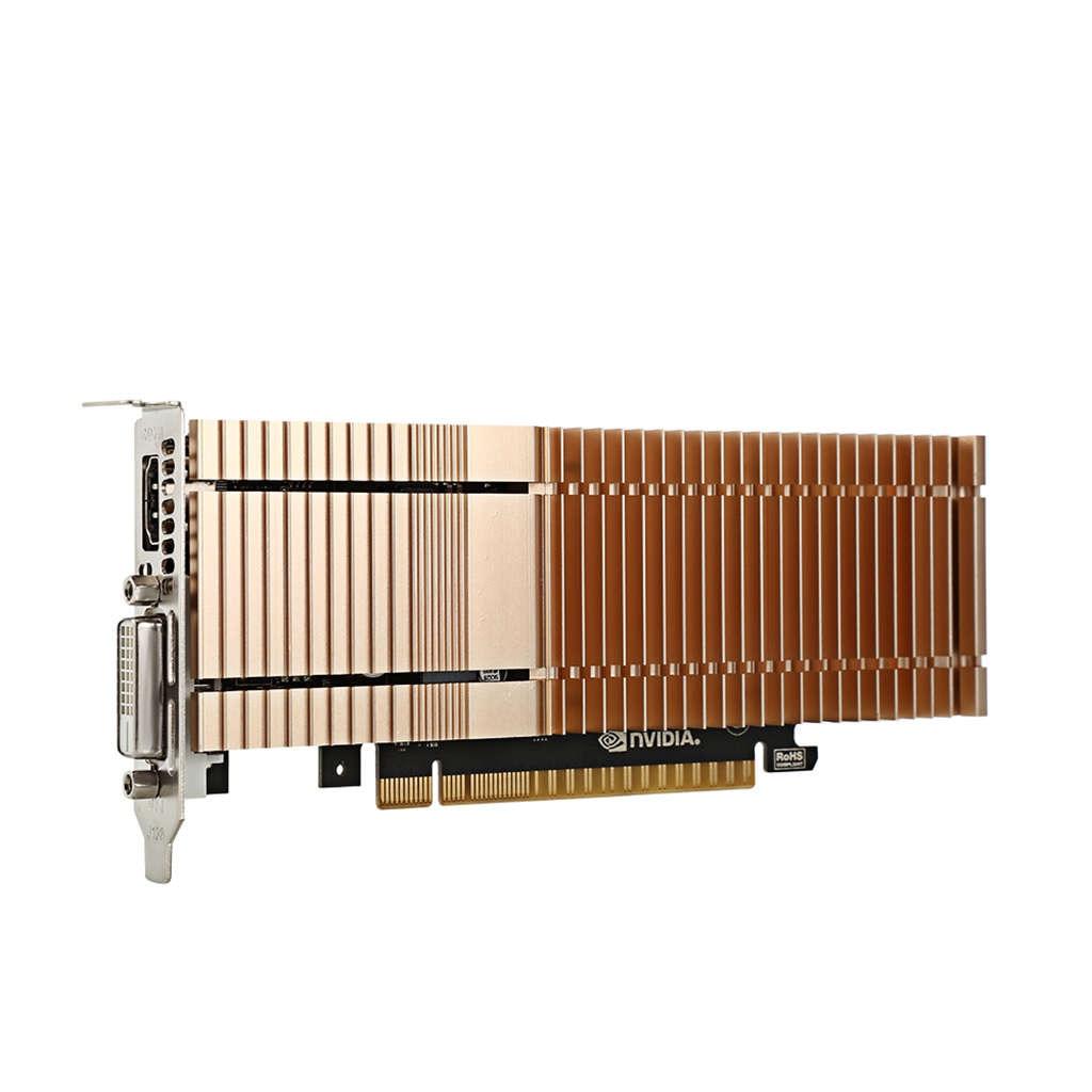 Carte d'image Asl G1302 4090X2160 2 Gb 64Bit Gddr5 Hdmi/Dvi 384 Cudr Core Fan carte d'image externe pour bureau