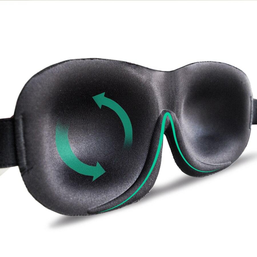 Máscara de Olho Resto Sono Máscara Eyeshade Dormir