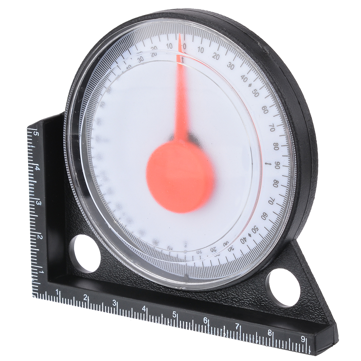 Multifunction Compass Inclinometer Angle Slope Level Meter Measure Incline Tool