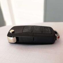 3 автомобильный ключ с кнопкой Fob секретный отсек Сейф концертный 3-Автомобильный ключ с кнопкой оболочки