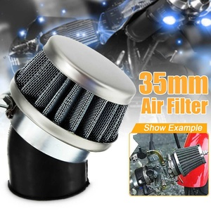 35mm Gauze Air Filter Bent Tub