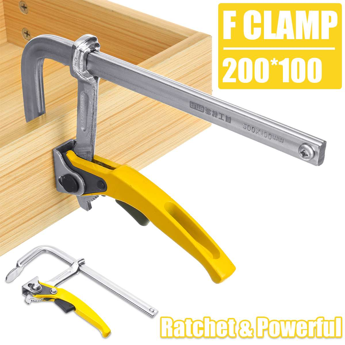 Metal F Type Woodworking Clamp Carpentry Gadgets Adjustable DIY Tools Wood Clip Working Bar F Clamp Clip Kit Gadget HardwareMetal F Type Woodworking Clamp Carpentry Gadgets Adjustable DIY Tools Wood Clip Working Bar F Clamp Clip Kit Gadget Hardware