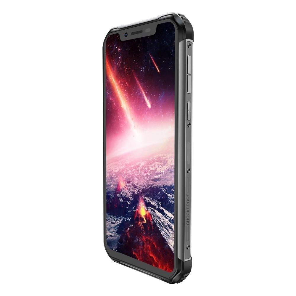 Blackview BV9600 Pro IP68 shockproof Waterproof Mobile Phone Android 8.1 6GB+128GB Helio P60 Octa Core 5580mAh NFC 4G Smartphone