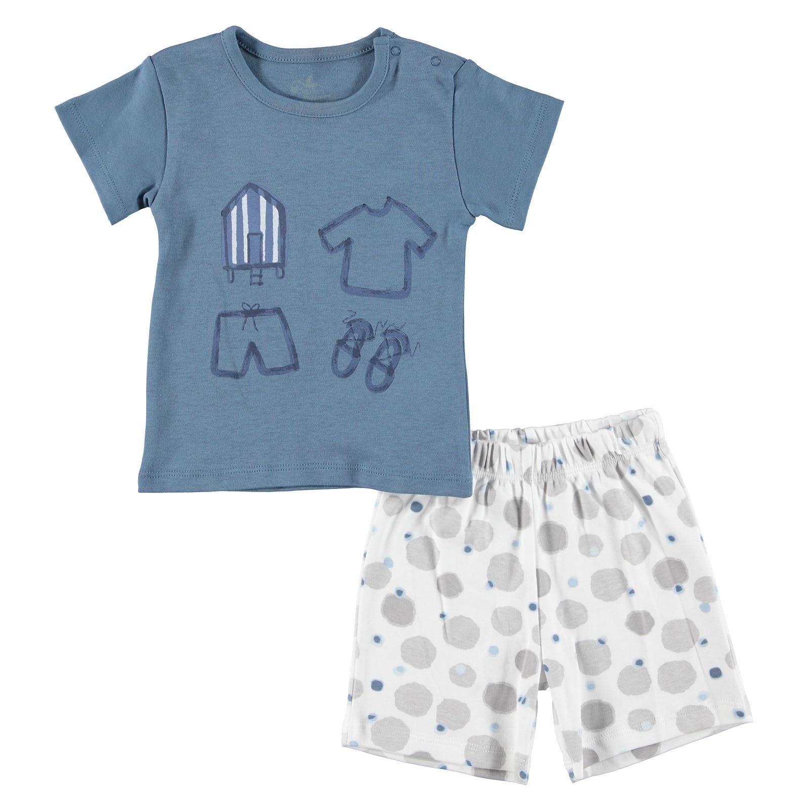 Newborn Fashion Club Mediterranean Spirit Baby Pyjamas Set
