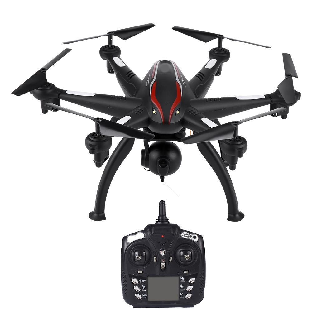 L100 GPS Remote Control Drone 6 axle 5G Hexacopter Wide angle Wifi Camera RC Model with