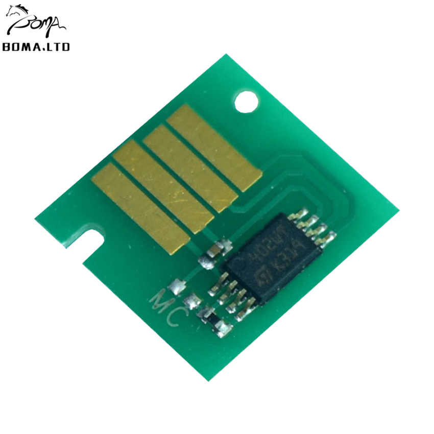 Printer Spare Parts Mc-16 Mc16 Mc 16 Maintenance Tank Chip Resetter for Can0n Ipf500 Ipf600 Ipf700 Ipf610 Ipf605 Ipf710 Waste Ink Box Cartridge Chip