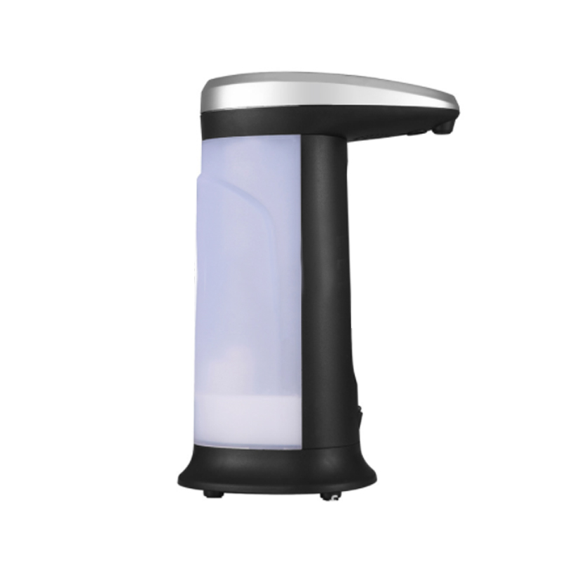 400ML Automatic Liquid Soap Dispenser Touchless Soap Container ABS Electroplated Sanitizer Dispensador for Kitchen Bathroom