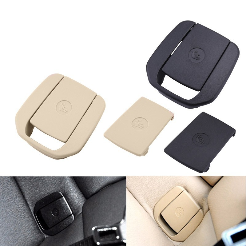 SPEEDWOW Children Car Rear Seat Safety Hook ISOFIX Cover Car Rear Seat Hook For BMW X1 E84 3 Series E90/F30 1 Series E87