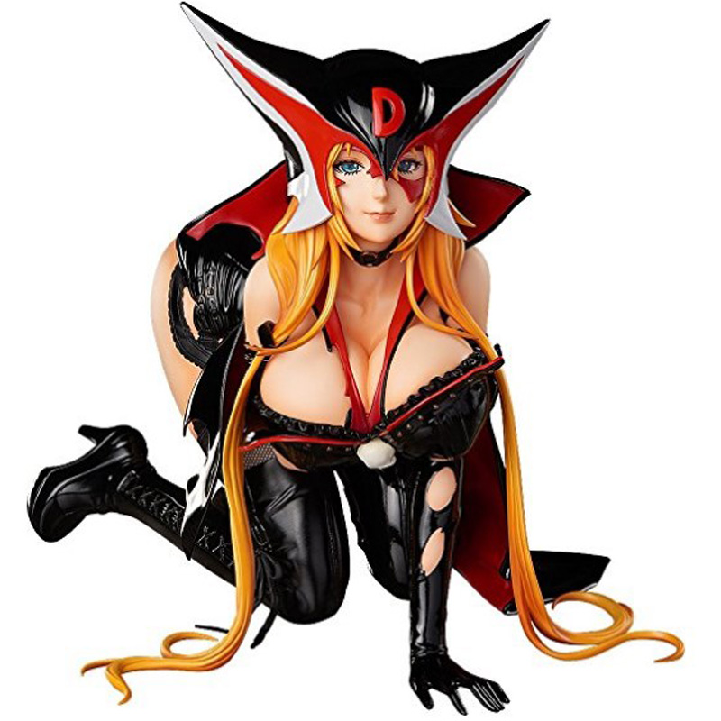 Anime Yatterman Doronjo Design Arrenged by Otogi Nekomu 20cm Sexy Girl PVC Action Figures toys Anime