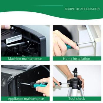 Útil Juego De Destornilladores Multibits Herramientas De Reparación Del Hogar Destornillador Torx Para Electrodoméstico