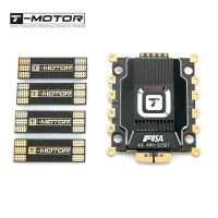 T Motor F45A 3 6S 45A BLHeli_32 Dshot1200 4 in 1 Brushless ESC for RC Drone FPV Racing Multicopter Models Frame Part Accs
