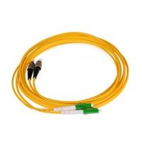 Fiber Optic Jumper Cable single mode Duplex FC/PC TO LC/APC sm dx 1 3 5 10 20 100m FTT factory wholesaleFree Shipping