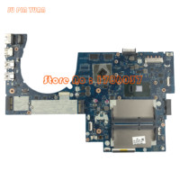 JU PIN YUAN 837769 601 LA C752P For HP ENVY NOTEBOOK 17 N M7 N109DX Laptop Motherboard 837769 501 with 940M 2GB i7 6500U