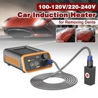 Новый индукционный нагреватель для удаления вмятин листового металла набор инструментов гаражные инструменты Hotbox Горячие приставка метал