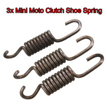 3x Mini Moto Clutch Block Spring Kit For 49cc ATV Quad Pit Dirt Pocket Bikes(China)