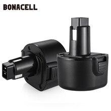 Bonacell 9.6V 3500mAh da bateria ferramenta de poder para Black & Decker PS120 BTP1056 A9251 PS120 PS310 PS3350 CD9600 L70