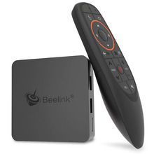 Beelink GTmini - A Smart TV Box 2.4G Voice Remote Support Ne