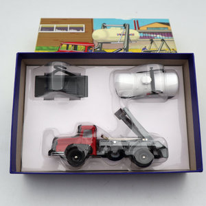 Image 4 - أطلس دنكي 805 شاحنة ونيك مولتيبين مارل وخزان Primagaz Diecast اللعب 1:43