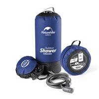 Naturehike 11L Pvc Outdoor Inflatable Shower Pressure Shower Water Bag Portable Camp Shower Lightweight