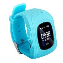 Дети Смарт-часы телефон для девочек мальчиков Дети lbs-трекер в режиме реального времени умные часы с определением местоположения поддержка sim-карты вызов экстренный дистанционный