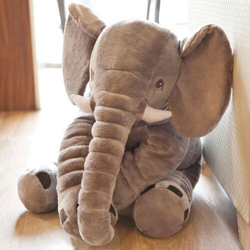 Baby Child Soft Elephant Cushion Plush Toys Stuff