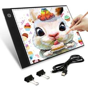 New A4 LED Digital Drawing Gra