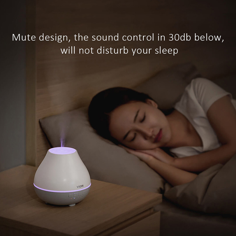 Aromatherapy Diffuser Ultrasonic Humidifier Led Light Air Purifier oil diffuser