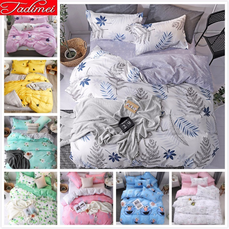 Single Twin Full Queen King Big Size Duvet Cover Bedding Set Adult Kids Child Soft Cotton Bed Linen New Fashion Creative 180x220Single Twin Full Queen King Big Size Duvet Cover Bedding Set Adult Kids Child Soft Cotton Bed Linen New Fashion Creative 180x220
