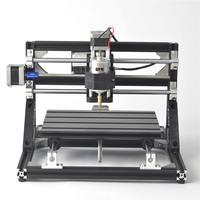 CNC3018 CNC Engraving Machine Laser Engraving Pcb Pvc Milling Machine Wood Router Cnc 3018 With 500 mw Laser Head Grbl Control