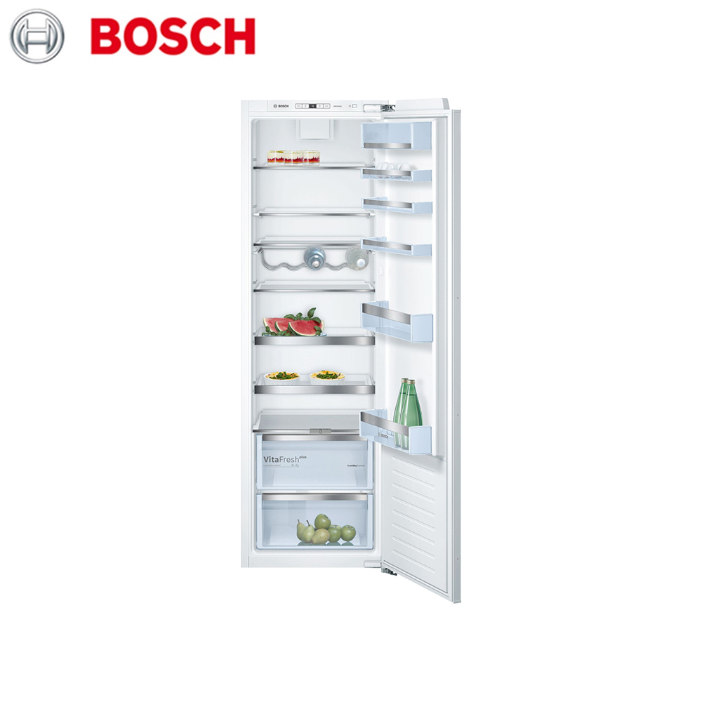 Refrigerators Bosch KIR81AF20R major home kitchen appliances refrigerator freezer for home household food storage refrigerator bosch kgv39nw1ar