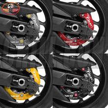 Декоративная крышка для мотоцикла, ременный шкив, декоративная крышка колеса для Yamaha T-MAX 530-18 TMAX530 SX TMAX DX