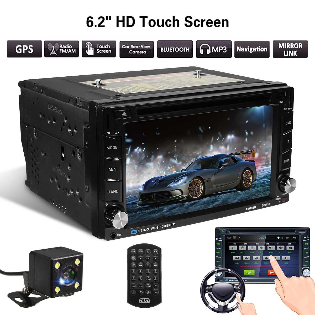 1080 P HD Multi-touch экран для Android WiFi Bluettooth автомобиль DVD FM AM радио gps MP5 плеер высокого качества