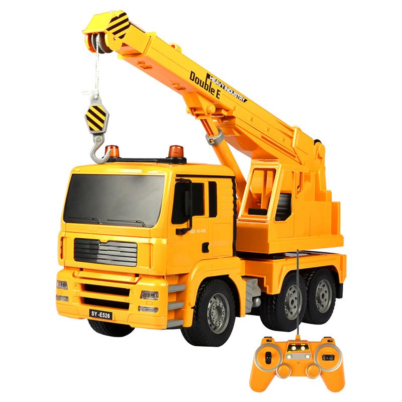 High Quality Childrens Simulated Toy Car Engineering Large Crane 1:20 Rechargeable Electric Remote Control CarHigh Quality Childrens Simulated Toy Car Engineering Large Crane 1:20 Rechargeable Electric Remote Control Car