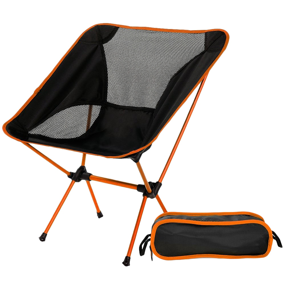 Smart Ultralight Folding Chair With Carry Bag Portable Beach Sunbath Picnic Barbecue Camping Chairs Buy Now Outdoor Tools