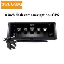 цена на Dash Camera In Car Video Camera Full HD 1080P Android 5.1 GPS Navigator Video Registrator Car DVR 8